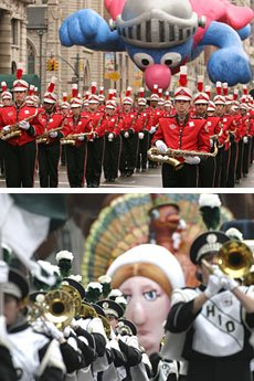 Macys Parade in New York