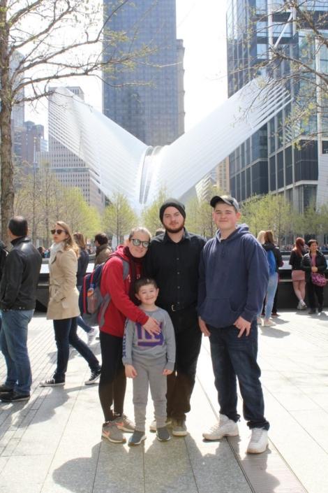Das Oculus beim 9/11